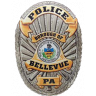 Bellevue Borough Police Department Badge