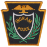Ingram Borough Police Department Badge