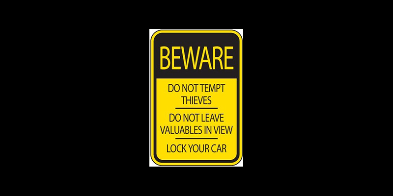 Image for Keep Your Cars Locked At ALL Times!