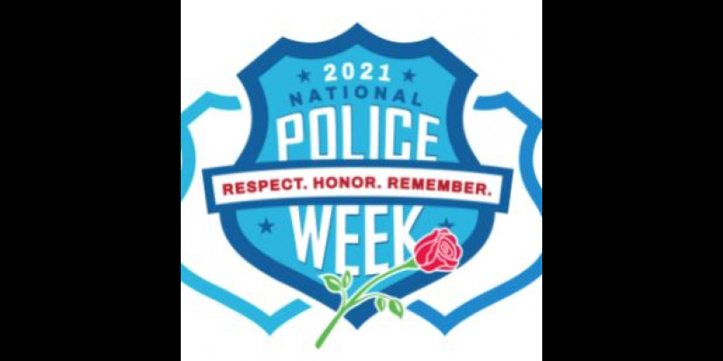 Image for National Police Week 2021 (May 9-15, 2021)