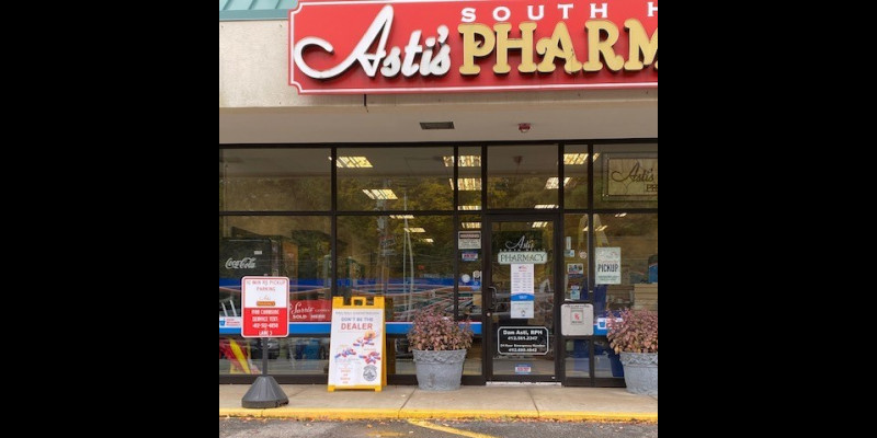 Image for On-Going Drug Take Back at Asti Pharmacy and Castle Shannon PD